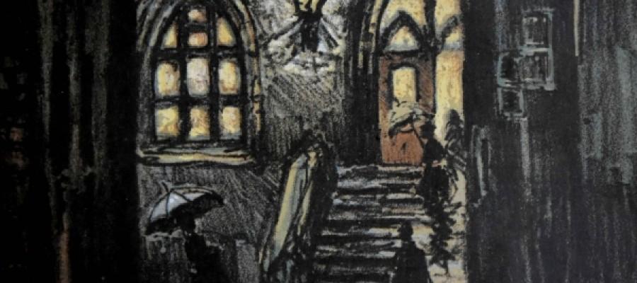 Cztery pory roku. Pomorze w malarstwie Ernsta Kolbe (1876-1945