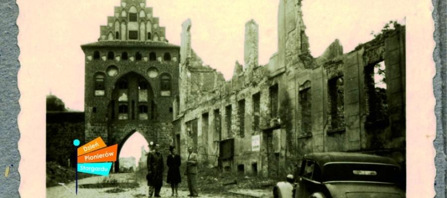 Domy, ulice, miasto - zniszczenia i odbudowa. Stargard w pierwszych powojennych latach
