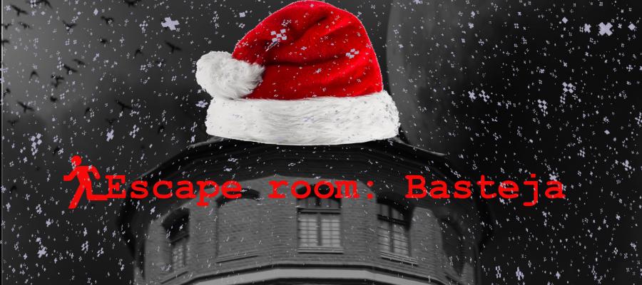 Escape room na święta