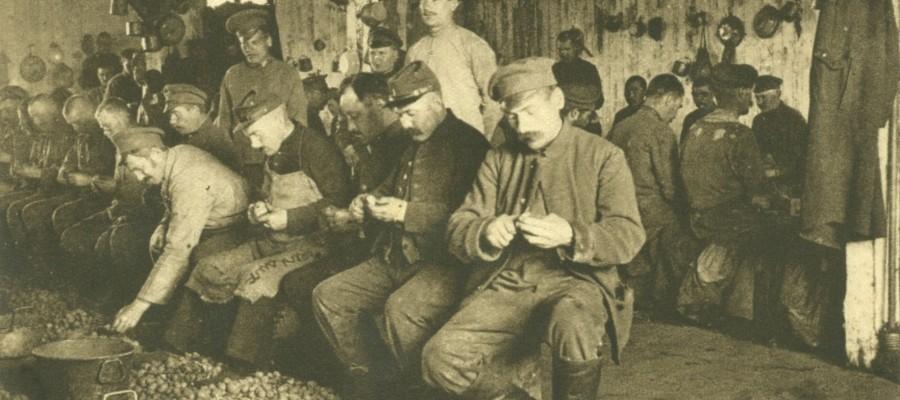 W niewoli... Obóz jeniecki w Stargardzie 1914-1918 (1921)
